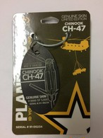 PLANE TAGS/CH-47 CHINOOK