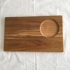 木のトレー 四角大