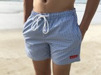 ThreeArrows Board Shorts(blue×white)