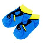 新商品《魚/ナンヨウハギ》靴下 子供用 ナンヨウハギ キッズソックス アクアフレンズ
