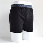 Knit Trunks(Poly)ブラック