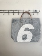 untidy plustic  number bag