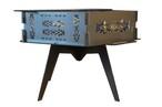 ペンタゴンファイヤープレート「スノーマン」オルテカモチーフ柄(ロゴ)5枚 CAMP-OOPARTS