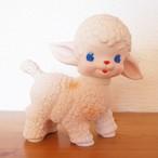 【アメリカ】 ソフビ ラバードール シープ (羊) ソフトビニール