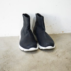 back zip boot/BLK/l.o.b/l.o.b19-1L3B01【即納】