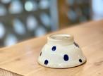 マカイ 福田陶器 (瑠璃色点打)