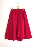 再入荷★柔らか生地のフィッシュテールスカート