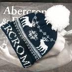 Abercrombie&Fitch  ニットキャップ