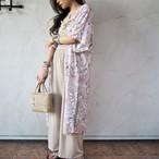 Chiffon Kimono Long Cardigan C 《PNK》18383084-c