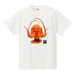 FISH FACE Tシャツ 伊勢海老