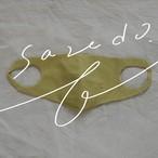B side of saredo 【 Vega / VINTAGE LIME sizeM 】