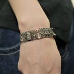 French Lace Motif Bracelet