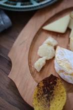 wood plate Lサイズ チェリー