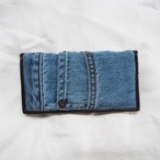 Denim Wallet 《BLUE》