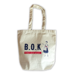 B.O.K Tote Bag -Limited Edition-