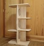 ★ 家具調キャットタワー 高さ1m カスタマイズ可能  ★