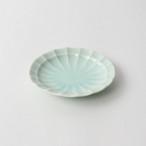 【SL-0046】磁器 9cm 小皿 ブルー