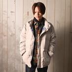 EFFECTEN(エフェクテン) 'original hibiscus'down jacket