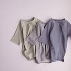 MINGO. T-shirt(全3色/1/2-1Y〜6-8Yサイズ展開)