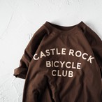 CBC LOGO TEE chocolate(Tシャツ)