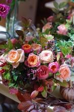 おまかせ季節の花贈り【Petit automne10月】