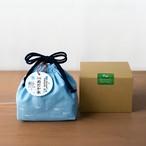 門崎 めだか米(特別栽培米・日本製オリジナル巾着袋入)ギフトボックス入