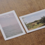 """MATOGATA"" SEA & MOUNTAIN post cards"