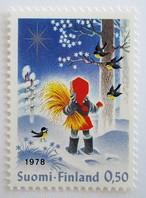 クリスマス / フィンランド 1978