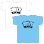 """RAWNIN"" Logo Tee Shirt"