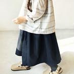 BN Raise Skirt ネイビー