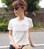 ◆半袖ロゴTシャツ◆T0005