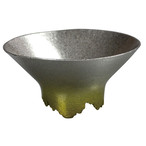 SHIKICOLORS Yellow green Sake Cup