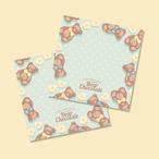 Chocolate Bear - メモパッド