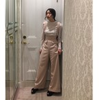 VP-060(wool suspender pants)