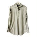 Ralph Lauren Cutaway spripe shirt