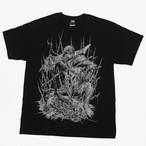 【在庫限り】Feast of the Unbirthed T-shirt Black