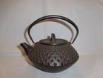 鉄瓶(あられ)iron kettle(hail))(No13)