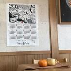 2018年小国和紙カレンダー(大)