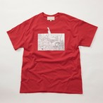 FUSEMACO TEE - RED