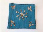 【レンテン族】自然染・手縫いコースター
