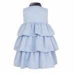 SAMMY DRESS POWDER BLUE =JESSIE AND JAMES =