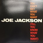 Joe Jackson ‎– You Can't Get What You Want (Till You Know What You Want)