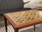 リビングテーブル|北欧ヴィンテージ家具 タイル