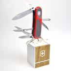 Victorinox エボグリップ16 ビクトリノックス キャンプ用品 BBQ 登山 万能ナイフ つめそうじ ピンセット ワイヤーストリッパー ナイフ ツールナイフ victorinox-067