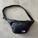 THE NORTH FACE Purple Label - Synthetic Leather Waist Bag