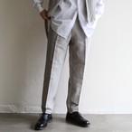 KAPTAIN SUNSHINE【 mens 】traveller trousers