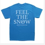 feel the snow-T・エアーブルー