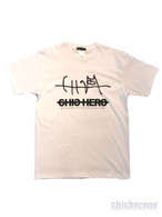 【CHIC HERO】OWL T/S WHITE