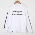 ★OSGSロングスリーブTシャツ★ ホワイト
