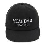 MOANDMO Logo Kids Cap / Black